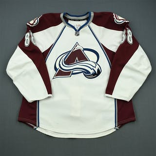 Mueller, Peter White Set 1 Colorado Avalanche 2011-12 #88 Size: 56