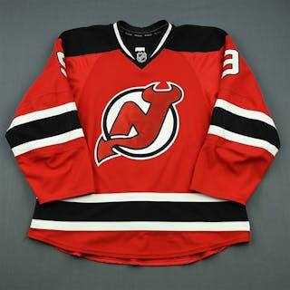 Tedenby, Mattias Red Set 1 New Jersey Devils 2013-14 #9 Size: 54