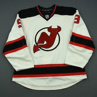 Tedenby, Mattias White Set 1 New Jersey Devils 2013-14 #9 Size: 54