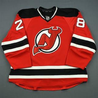 Volchenkov, Anton Red Set 1 New Jersey Devils 2013-14 #28 Size: 58