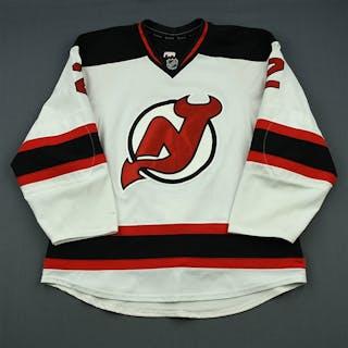 Zidlicky, Marek White Set 1 New Jersey Devils 2013-14 #2 Size: 54