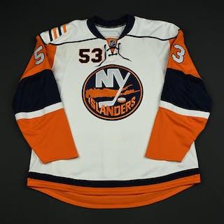 Gratchev, Max White Set 1 GI (RBK 1.0) New York Islanders 2007-08 #53 Size: 56