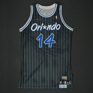 Nelson, Jameer * Black 'Hardwood Classics' - 1 of 2 Jerseys - Photo-Matched
