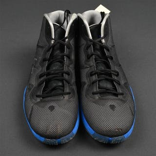 Oladipo, Victor * Nike- Black w/ blue and gray trim - Autographed