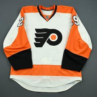 Zolnierczyk, Harry White Set 2 Philadelphia Flyers 2011-12 #29 Size: 52