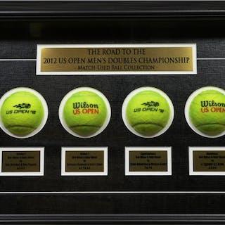 Bob Bryan & Mike Bryan vs. Leander Paes & Radek St Framed - Road to