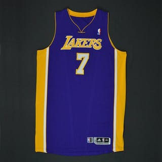 Odom, Lamar * Purple Regular Season - Photo-Matched to 4/8/11 vs.