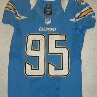 Phillips, Shaun Powder Blue Throwback - worn November 25, 2012 vs.