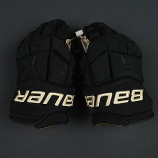Del Zotto, Michael Third Bauer Supreme TotalOne MX3 Gloves Philadelphia