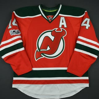 Henrique, Adam Retro Red and Green w/A, w/ NHL Centennial Patch New