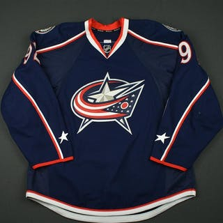 Llewellyn, Darby Blue Set 1 - Training Camp Only Columbus Blue Jackets