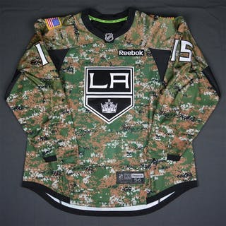 Andreoff, Andy Camouflage, Military Appreciation Warm-up, November