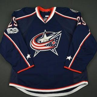 Korpikoski, Lauri Blue Set 3 / Playoffs w/ NHL Centennial Patch -