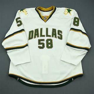Benn, Jordie White Set 1 Dallas Stars 2011-12 #58 Size: 58