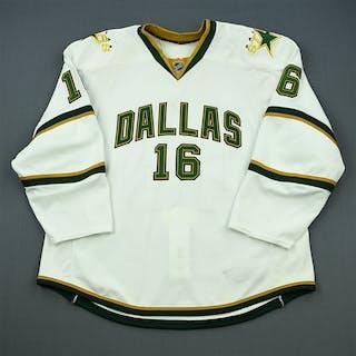 Burish, Adam White Set 1 Dallas Stars 2011-12 #16 Size: 58