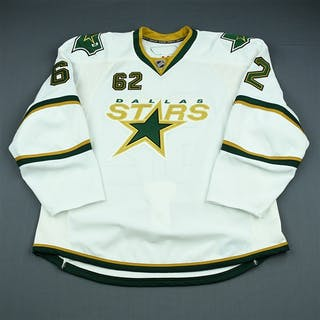 King, Tristan White Set 1 - Training Camp Only Dallas Stars 2009-10