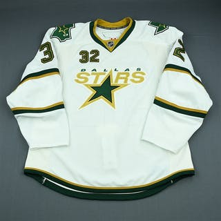 Korostin, Sergie White Set 1 - Preseason Only Dallas Stars 2009-10 #32 Size: 56