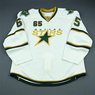 Miller, Brad White Set 1 - Training Camp Only Dallas Stars 2009-10 #65 Size: 58