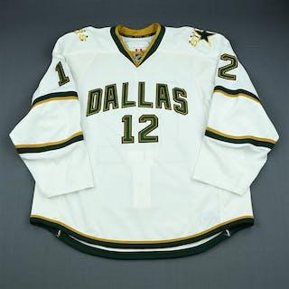 Sawada, Raymond Third Set 1 - Game-Issued (GI) Dallas Stars 2009-10