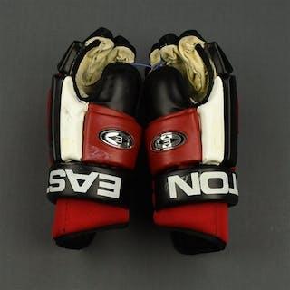 Gomez, Scott Easton Gloves New Jersey Devils 1999-04 #23