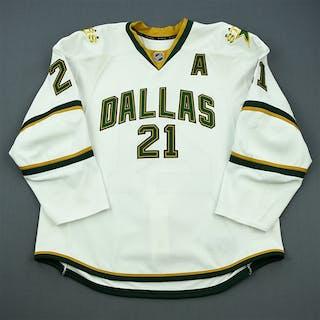 Eriksson, Loui White Set 3 w/A Dallas Stars 2011-12 #21 Size: 58