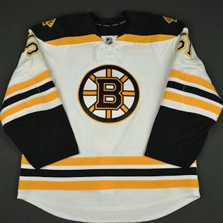 Spooner, Ryan White Set 1 Boston Bruins 2016-17 #51 Size: 56