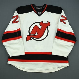 Corrente, Matthew White Set 1 New Jersey Devils 2010-11 #22 Size: 56
