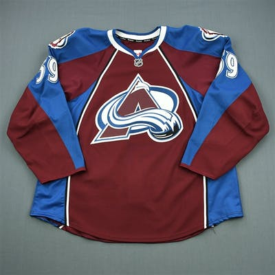 Donnelly, Dillon Burgundy Set 1 - Training Camp Only Colorado Avalanche