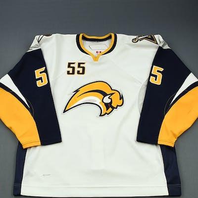 Hecht, Jochen * White Buffalo Sabres 2006-07 #55 Size: 56