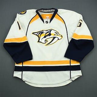O'Reilly, Cal White Set 1 Nashville Predators 2011-12 #16 Size: 54