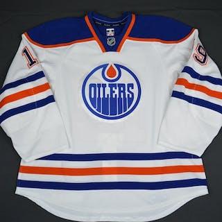 Schultz, Justin White Set 1 Edmonton Oilers 2015-16 #19 Size: 58