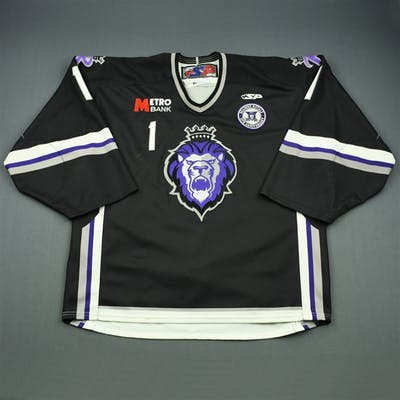Dalton, Matt Black Set 1 w/ 10th Anniversary Patch Reading Royals
