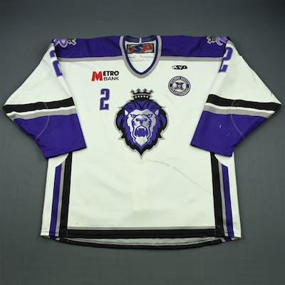 Donald, Ryan White Set 1 w/ 10th Anniversary Patch Reading Royals