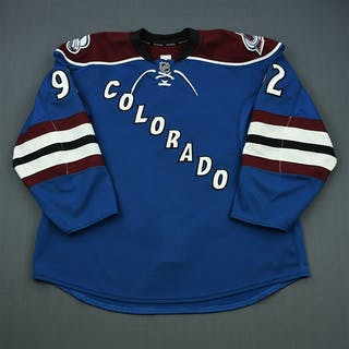 Landeskog, Gabriel Third Set 1 Colorado Avalanche 2011-12 #92 Size: 58