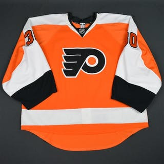 Neuvirth, Michal Orange Set 2 Philadelphia Flyers 2015-16 #30 Size: 58G