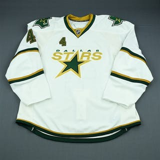 Jancevski, Dan White Set 1 - Preseason Only Dallas Stars 2009-10 #4 Size: 58