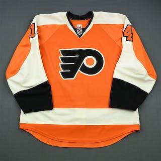 Couturier, Sean Orange Set 2 Philadelphia Flyers 2012-13 #14 Size: 56