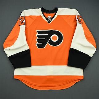 Talbot, Maxime Orange Set 2 Philadelphia Flyers 2012-13 #25 Size: 54