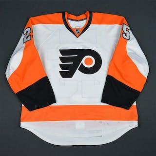 White, Ryan White Set 2 Philadelphia Flyers 2015-16 #25 Size: 56