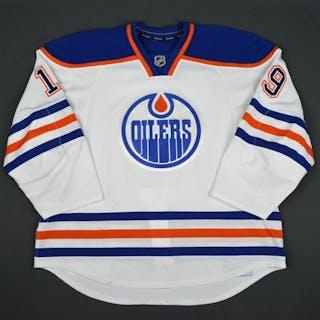 Schultz, Justin White Set 2 Edmonton Oilers 2015-16 #19 Size: 58