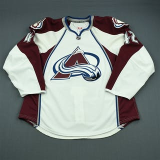 Macias, Ray White Set 3 Colorado Avalanche 2010-11 #42 Size: 56