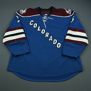 O'Byrne, Ryan Third Set 1 Colorado Avalanche 2010-11 #3 Size: 58+