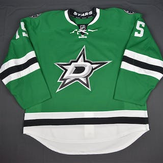 Nemeth, Patrik Green Set 1 Dallas Stars 2015-16 #15 Size: 58
