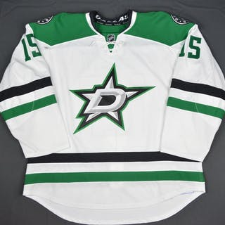 Nemeth, Patrik White Set 1 Dallas Stars 2015-16 #15 Size: 58