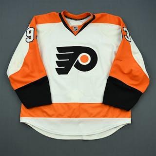 Zherdev, Nikolai White Set 2 Philadelphia Flyers 2010-11 #93 Size: 54
