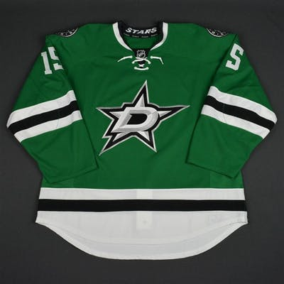 Nemeth, Patrik Green Set 3 Dallas Stars 2015-16 #15 Size: 58