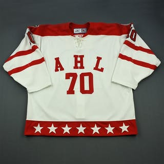 Law, Kirby * White Canadian All-Star Warm-Up All Star 2005-06 #10 Size: 56