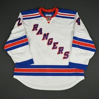 Lindberg, Oscar * White Set 1 - 1st Career NHL Goal - Photo-Matched