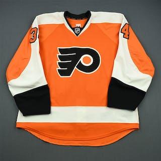 Konan, Matthew Orange Set 2 Philadelphia Flyers 2012-13 #34 Size: 58