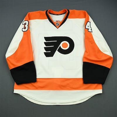 Konan, Matthew White Set 2 - NHL Debut Philadelphia Flyers 2012-13 #34 Size: 58